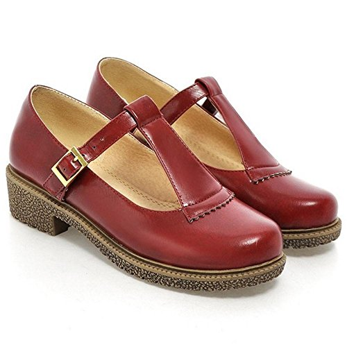 Rosso Court Shoes Coolcept strap Donna T RqwxB1X
