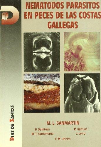 Descargar Libro Nematodos Parásitos En Peces De Las Costas Gallegas M.l. Sanmartin
