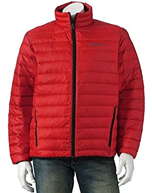 Men's Sportswear Elm Ridge Puffer Jacket Outwear RED