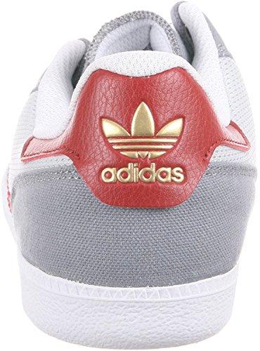 adidas Zapatillas de Lona Para Hombre Gris Gris