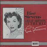 Rise Stevens. Carmen. Orfeo Ed Euridice.
