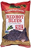 Garden of Eatin', Red Hot Blues Spicy All Natural Tortilla Chips, 8.1 oz