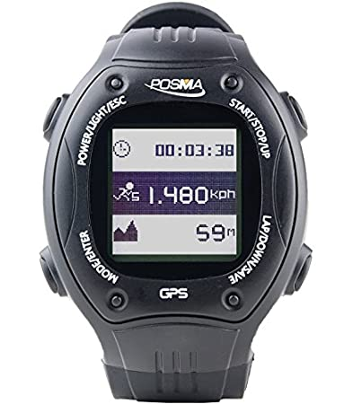 Posma W1 GPS reloj deportivo de correr con navegador