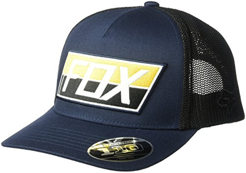 Price comparison product image Fox Men's 110 Curved Bill Snapback Hat,  Midnight2,  OS