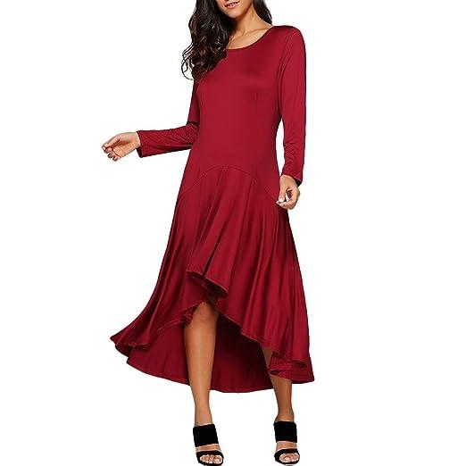 Shuxinmd Elegante y novedosa Falda para Mujer, Vestido Formal ...
