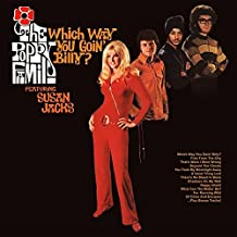 The Poppy Family Featuring Susan Jacks , - Which Way You Goin' Billy? - Granadilla Music - GM 210CC4