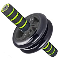 Ab Wheel – Best Ab Wheel Roller for Abdominal Exercise – Perfect Exercise for Home, Gym, And Were You Travel – Color Options – Comes With Knee Supporter – No Hassle 1 Year Guarantee