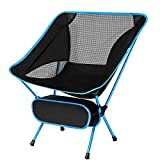 Best Camping Chairs - CUJMH Ultralight Folding Camping Chair Portable Compact Lightweight Review