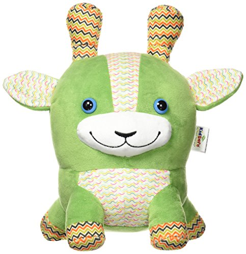Plant Therapy's KidSafe Lil' Stinkers Essential Oil Diffuser Aroma Plush Animal & 10 ml (1/3 oz) Signature Essential Oil. Otis the Goat. Animal Essentials Plant