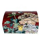 Boîte à Bijoux Coffret Asie Moderne Bois Nacre Collection Hallyu Corée du Sud