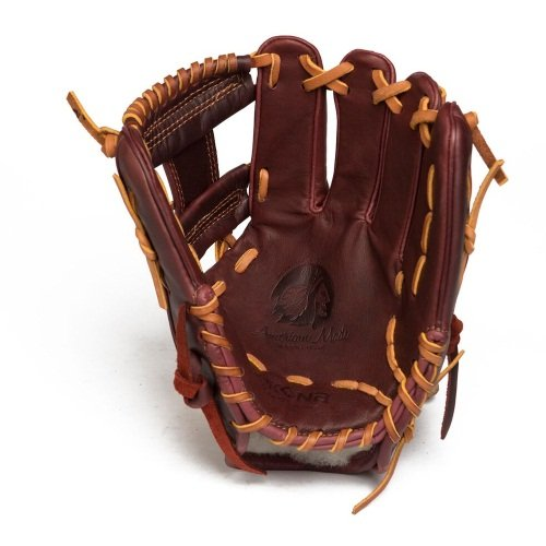 (Nokona Bloodline Pro Series Baseball Glove: P4 P4 Right Hand Thrower)
