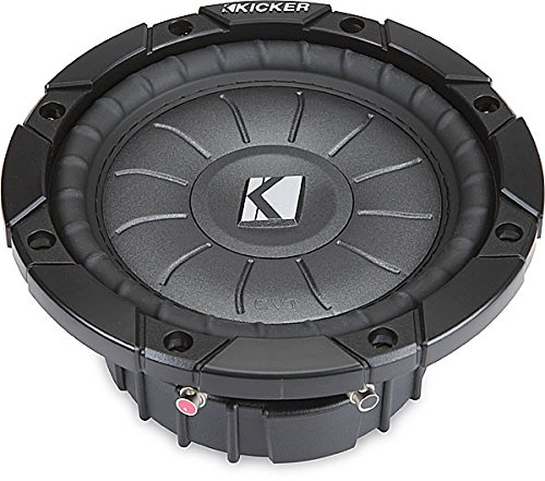 Pioneer 4 Gauge 1600W Monoblock Class-D Car Amplifier Kicker 12'' Single 4 ohm Shallow-Mount Car Subwoofer And 4 Gauge Amp Kit by Cache, Kicker, Pioneer (Image #6)