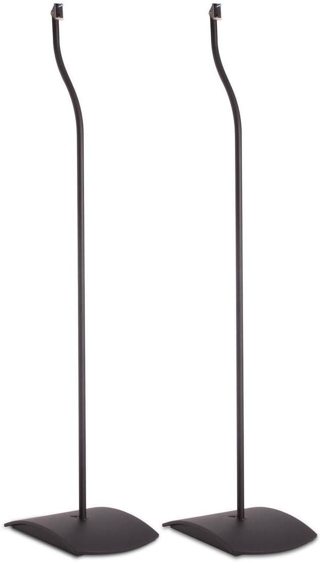 Bose UFS-20 Universal Floor Stands (Pair) - Black