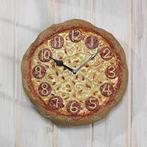 Greenhurst – Pizza Reloj de pared 4383