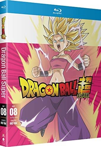 Dragon Ball Super: Part Eight [Blu-ray] (Dragon Ball Super Part 2 Blu Ray)