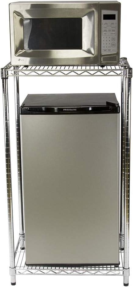 "Shelving Inc 18"" d x 24"" w Mini Refrigerator Storage Stand"