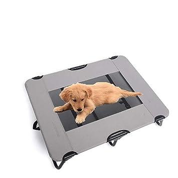 DOOKK Cama para Mascotas Fresca y elevada, Cama para Perros ...