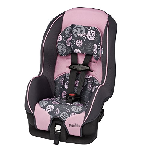 Evenflo-Tribute-LX-Convertible-Car-Seat-Paisley
