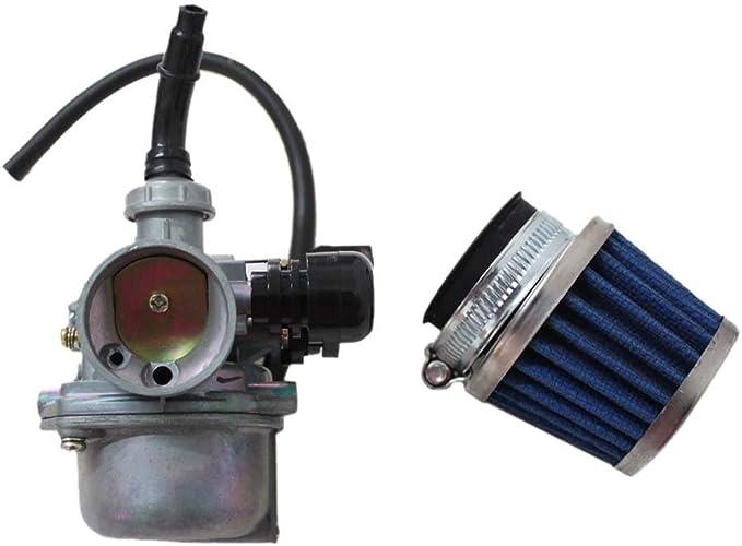 35mm Air Filter For 50cc 70cc 90cc 110cc 125cc Atv Dirt Pit Bike Taotao Honda Crf Zy 00826 New Pack Of Pz19 19mm Hand Choke Carburetor Filters Replacement Parts