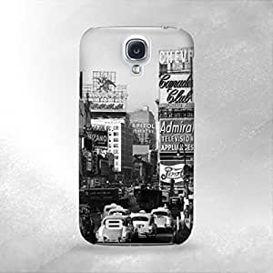 Old New York Vintage - Samsung Galaxy S4 i9600 Back Cover Case - Full Wrap Design