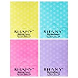 SHANY On The Go Oil Blotting Papers, 4 Count