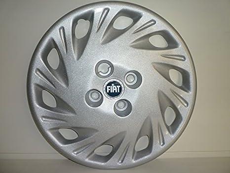 Juego de tapacubos 4 tapacubos diseño Hlx (Fiat Punto 3 puertas II serie) desde 1999 r 14: Amazon.es: Coche y moto