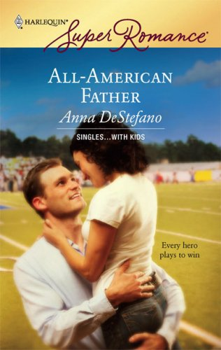 book cover of All-American Father