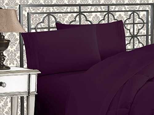 Elegant Comfort 4 Piece Egyptian Quality product image