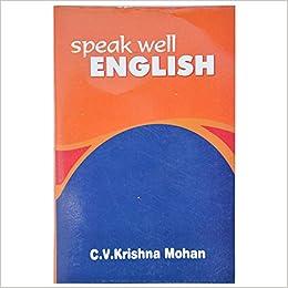 Speakwell English Book