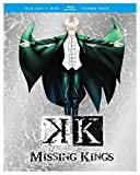 K Missing Kings (BD/DVD Combo Pack) (Blu-ray) ~ Various Cover Art