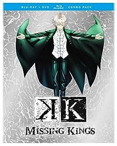 K Missing Kings (BD/DVD Combo Pack) [Blu-ray]