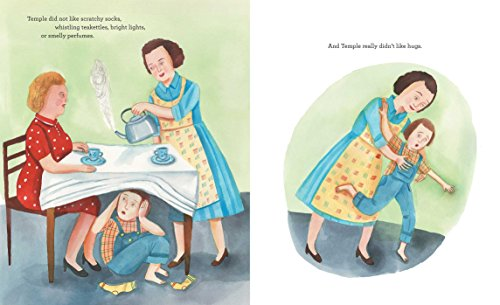 How to Build a Hug: Temple Grandin and Her Amazing Squeeze Machine by Atheneum Books for Young Readers (Image #2)