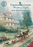 Kyпить Thomas Kinkade Painter of Light 2018 Monthly Pocket Planner Calendar на Amazon.com