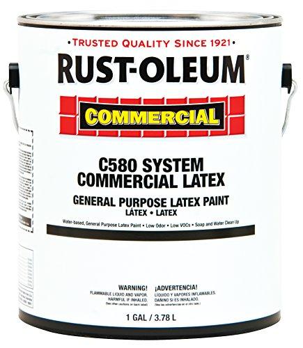 Rust Oleum 262614 C580 System 150 VOC Commercial Latex Pa...