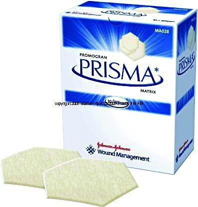 JOHNSON & JOHNSON PROMOGRAN® PRISMA® Matrix