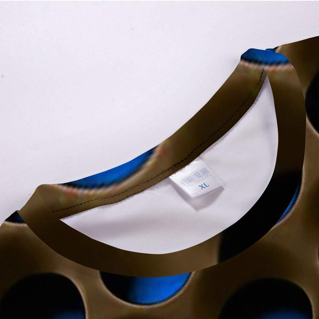 Taglie e Bambino//a Stampata dalla Nostra Ditta Firma Bcfuda Top in Camicetta Comfort Moderna con Stampa Maniche Corte 3D Stile Estivo da Uomo Maglietta t-Shirt Cantante Ultimo