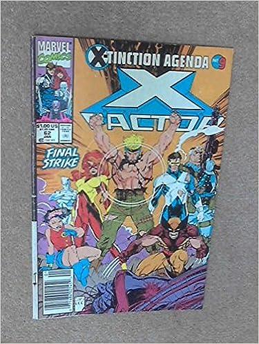 Amazon.com: X-Factor (No. 62): Marvel: Books