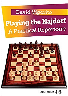 David Vigorito_Playing the Najdorf,  2019 (PDF+PGN+ePub+CBV) 51c0TETrG5L._AC_SY400_