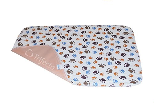Pet Mat - Reusable Washable Waterproof Dog or Cat Pad (24