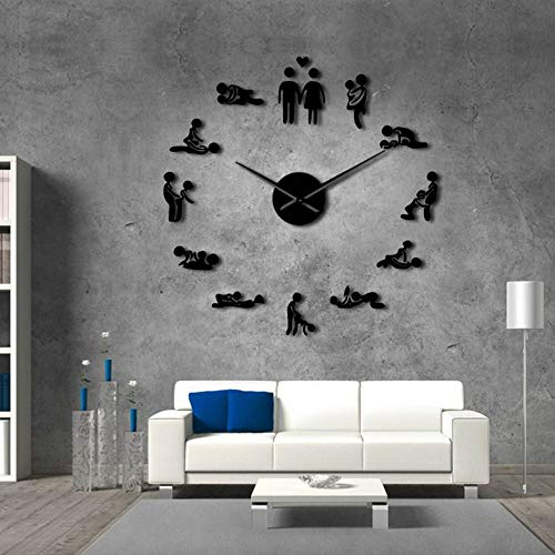 wall clock sex position - 6