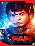 FAN (2016) 2 DISC DVD All REGION HINDI MOVIE WITH ENGLISH SUBTITLES