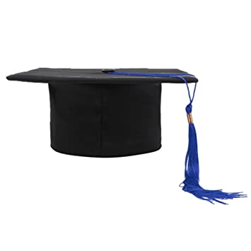Bachelor Doktorhut Akademiker Hut Doktor Absolventenhut Uni Diplom Kappe Abitur