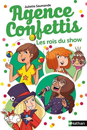 Les rois du show (5) Broché – 10 mars 2016 Juliette Saumande Hélène Canac Nathan 2092564498