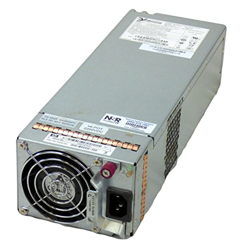 HP 592267-001 P2000 G3 595W POWER SUPPLY DISC PROD RPLCMNT PRT