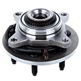 ECCPP Wheel Hub Bearing Assembly Front 6 lugs W/ABS for Lincoln Ford F150 Truck 2006-2008 515079