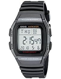 Casio Men's W96H-1BV Classic Sport Watch