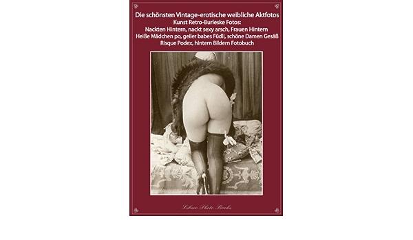Frauen hintern nackt