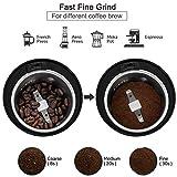 Electric Coffee Grinder,Coffee Bean Grinder with