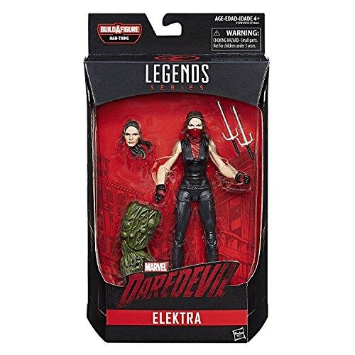 Marvel Knights Legends Series Elektra, 6-inch