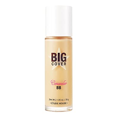 ETUDE HOUSE Big Cover Concealer BB SPF50+ PA+++ #Beige